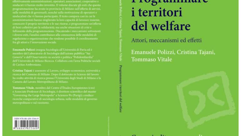 Programmare i territori del welfare. Attori, meccanismi ed effetti